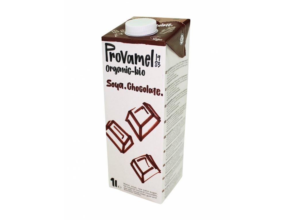 PROVAMEL BIO Sojový nápoj čokoláda 1l