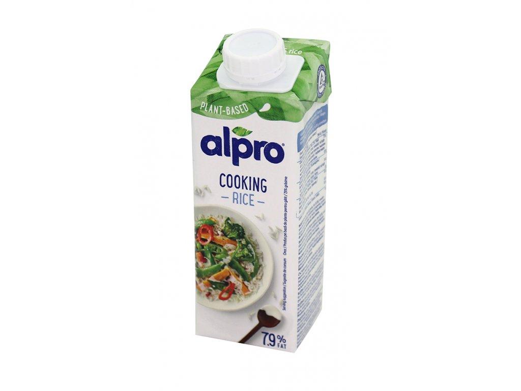 ALPRO Rýžová alter. smetany 250ml