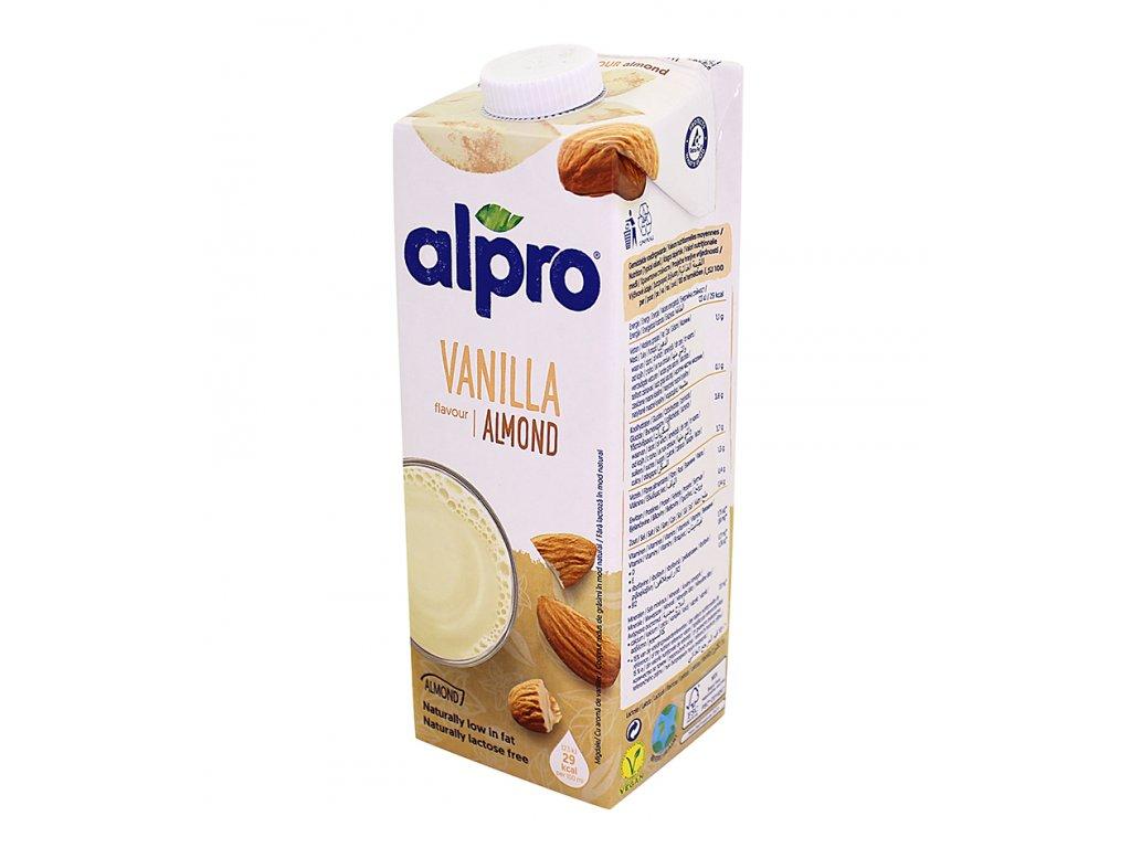 ALPRO Mandlový nápoj vanilka 1l