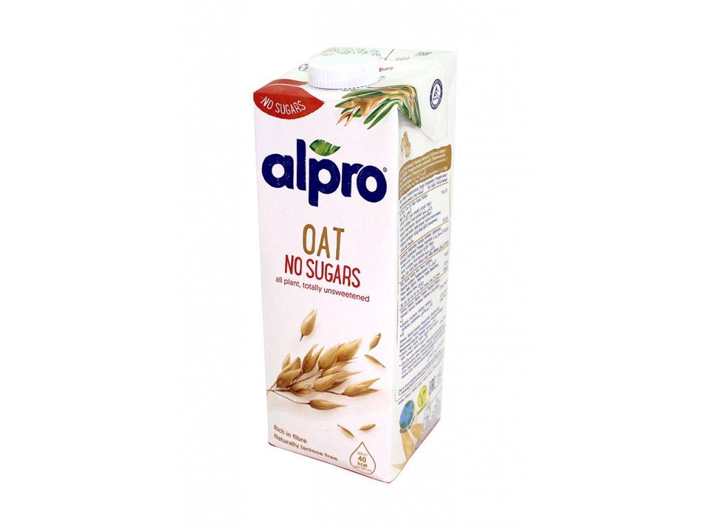 ALPRO Ovesný nápoj neslazený 1l