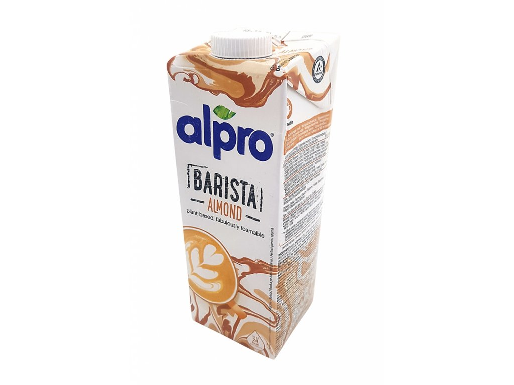 ALPRO BARISTA Mandlový nápoj 1l
