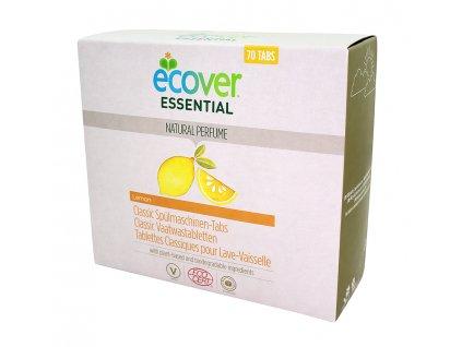 Ecover tablety do myčky citron 1,4kg