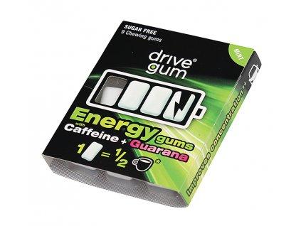Drive Gum žvýkačky 21g/9ks