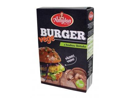 Vege burger s houbou shiitake 125g Amylon