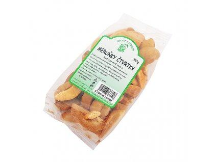 Meruňky mrazem sušené 50g ZP