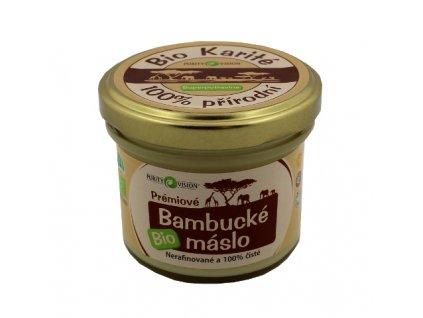 Bambucké máslo BIO 120ml Purity Vision