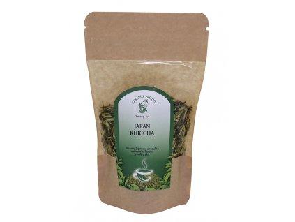 Zelený čaj Japan Kukicha 50g ZP