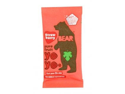 BEAR yoyo jahoda 20g
