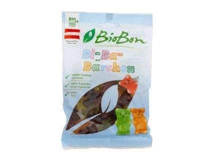 Biobon gumoví medvídci BIO 100g
