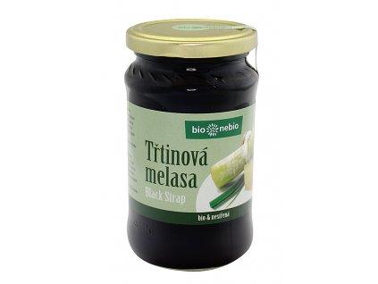 Melasa třtinová 450g Bio nebio