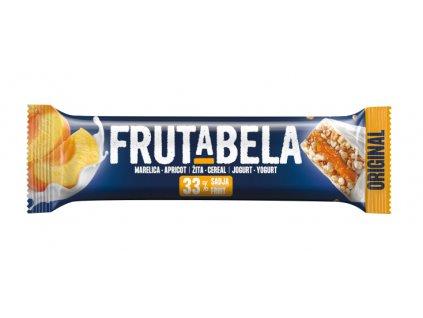 Frutabela original meruňka v jogurtu 30g Fructal