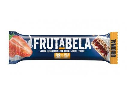 Frutabela original jahoda v jogurtu 30g Fructal