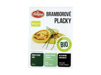BIO Bramborové placky 250g Amylon