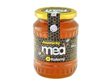 Med včelí Javorový 500g Kolomý