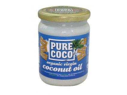 Kokosový olej BIO 500ml Pure Coco....