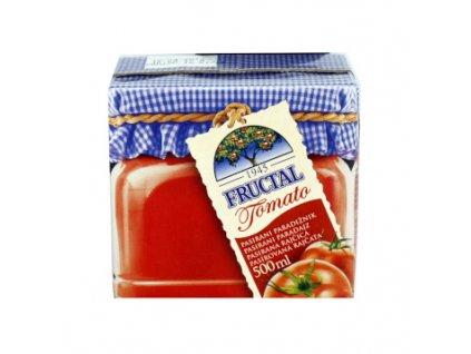 Tomato pasírovaná rajčata 500ml Fructal