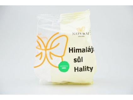 Sůl himálajská hality