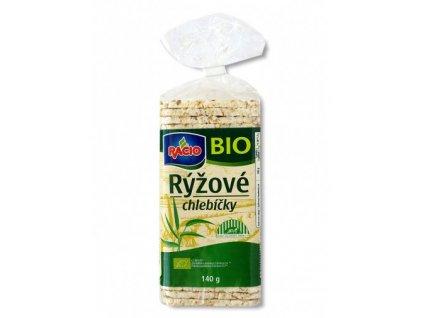 Racio BIO rýžové chlebíčky 140g Racio