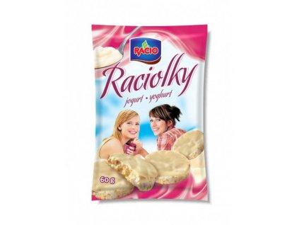 Raciolky jogurt 60g Racio