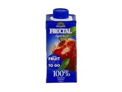Fructal superior jablko 0,2 l 100%