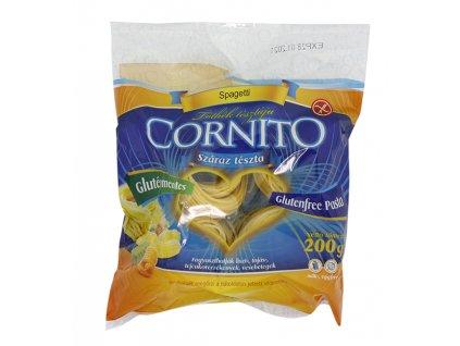 Těstoviny špagety bezlepkové 200g Cornito
