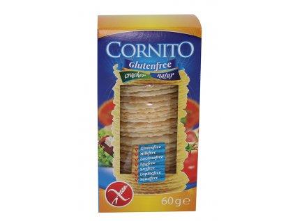 Krekry slané bezlepkové 60g Cornito