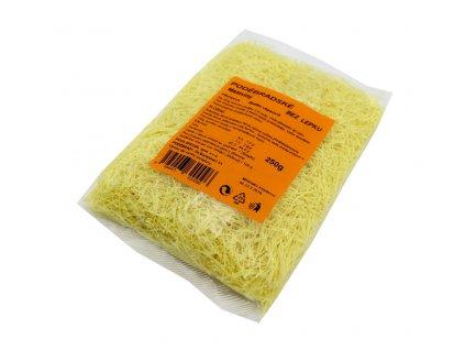 Bezlepkové těstoviny vlasové  250g POVA