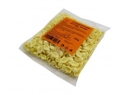 Bezlepkové těstoviny mušle 250g POVA