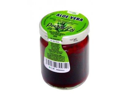 Pečený čaj aloe vera, zázvor 55ml Notea