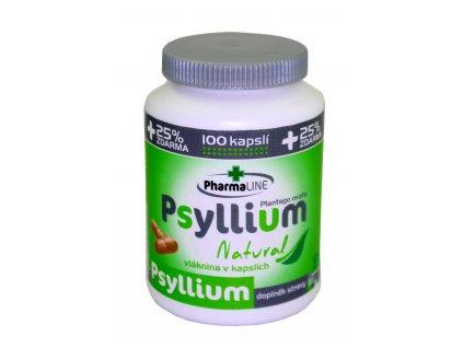 Psyllium natural 125cps Mogador