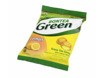 Bonbony zelený čaj s citronem 135g