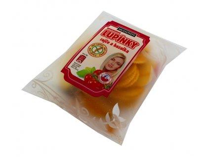 Amarantové lupínky rajče/bazalka 65g McLLOYDS