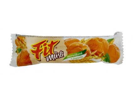 FIT meruňková v jogurtu 35g