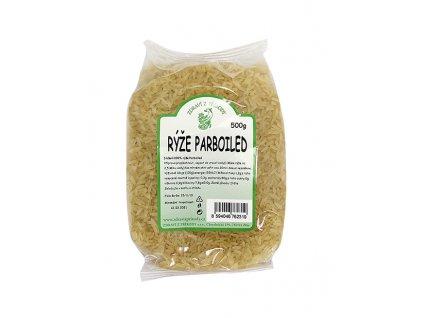 Rýže parboiled 500g ZP
