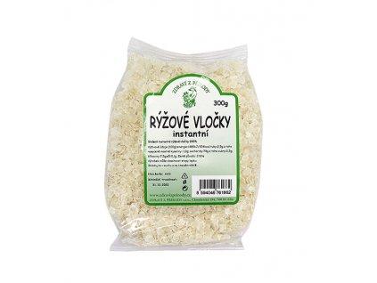 Vločky rýžové inst. 300g ZP
