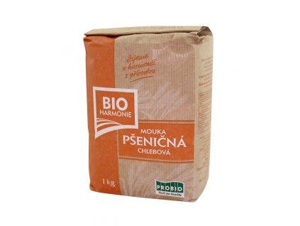 Mouka pšeničná chlebová 1kg PRO-BIO