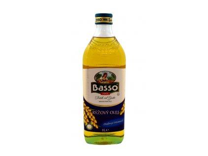 Rýžový olej 1l Basso