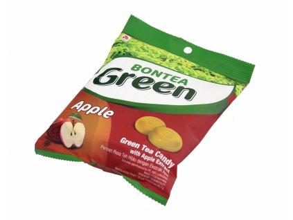 Bonbony zelený čaj s jablkem 135g