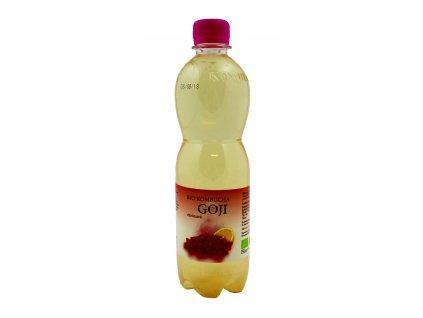 Kombucha 0,5l Goji s citronem