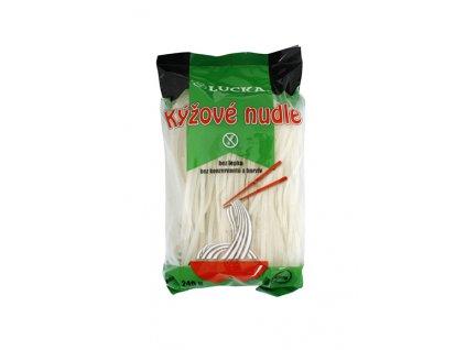 Rýžové těst. nudle 3mm 240g LUCKA