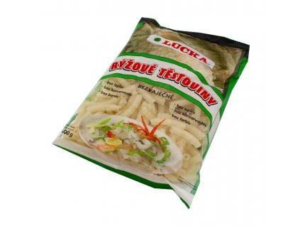 Rýžové těst. trubky 300g LUCKA