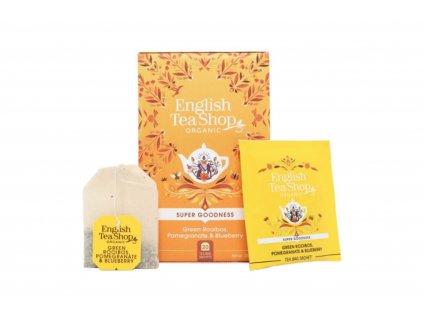 english tea roibos