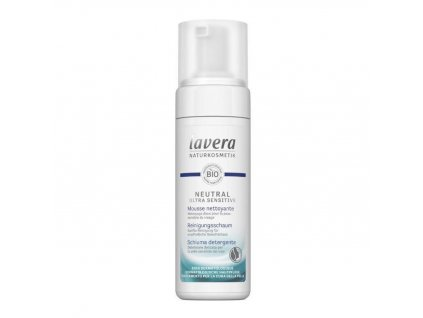 LAVERA NEUTRAL ULTRA SENSITIVE ČISTÍCÍ PĚNA 150 ML