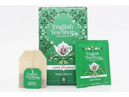 english tea matcha