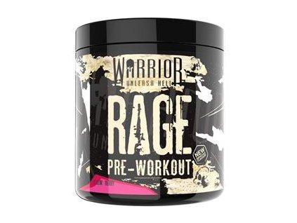 RAGE Pre-Workout 392g blazin berry