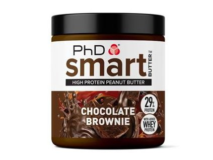 Smart Peanut Butter 250g Chocolate Brownie