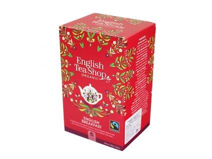 English Tea Shop - English Breakfast BIO
