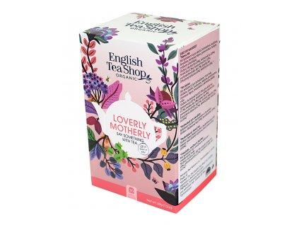 English Tea Shop - mix 5 příchutí Jako od maminky BIO