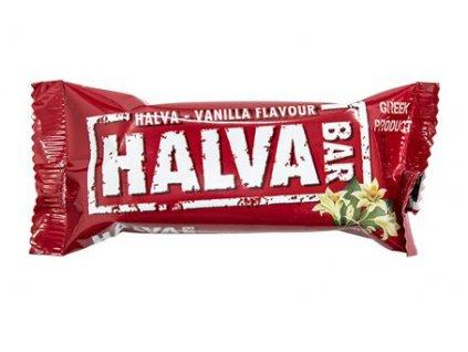 Chalva Bar vanilka 40g