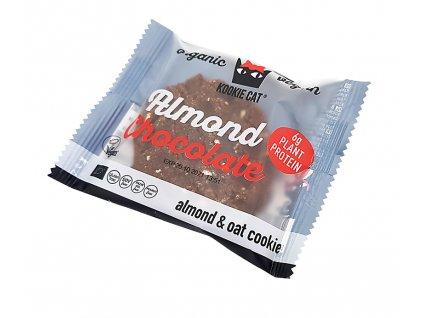 Kookie cat mandle, čoko, protein BZL BIO 50g